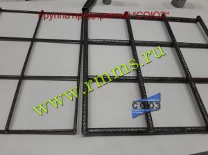 сетки сварные из арматурной стали
