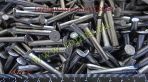 заклепки алюминиевые 3 мм