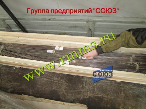 никелевые трубки