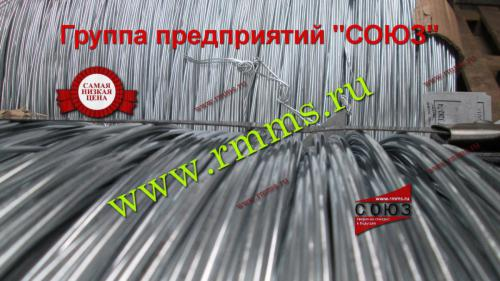 проволока стальная оцинкованная 4 мм купить