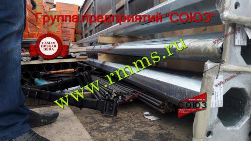 металлические опоры фланцевые производство