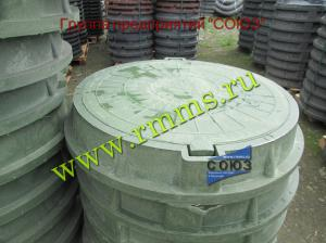 люк полимерпесчаный производство